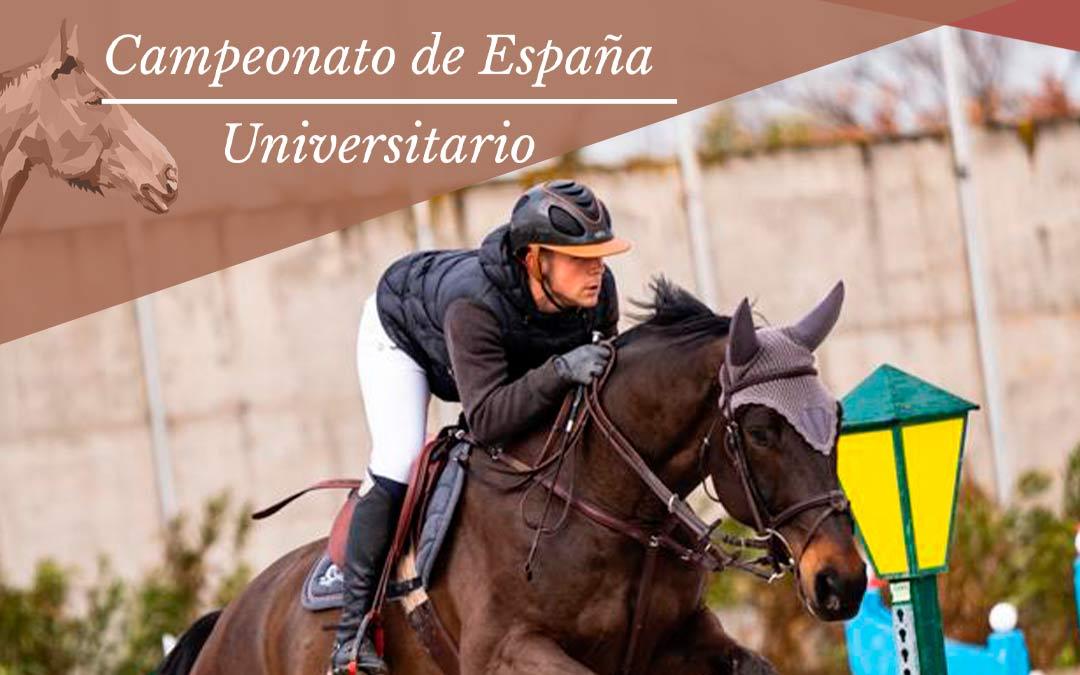 Campeonato de España Universitario en el UCJC de Madrid